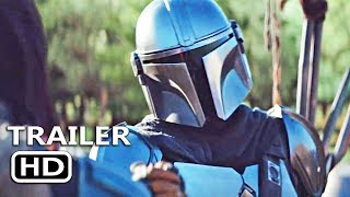 THE MANDALORIAN Official Trailer 2 (2019) Disney, Star Wars Series