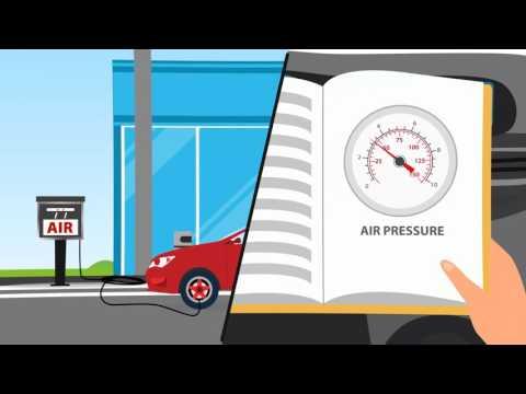 OTIP Protip - Check your tire pressure