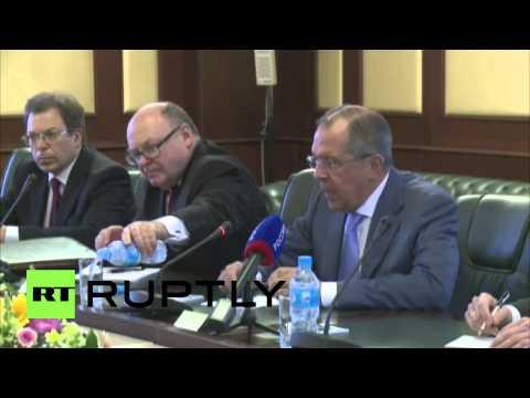 Uzbekistan: Lavrov discusses bilateral ties with Uzbek FM