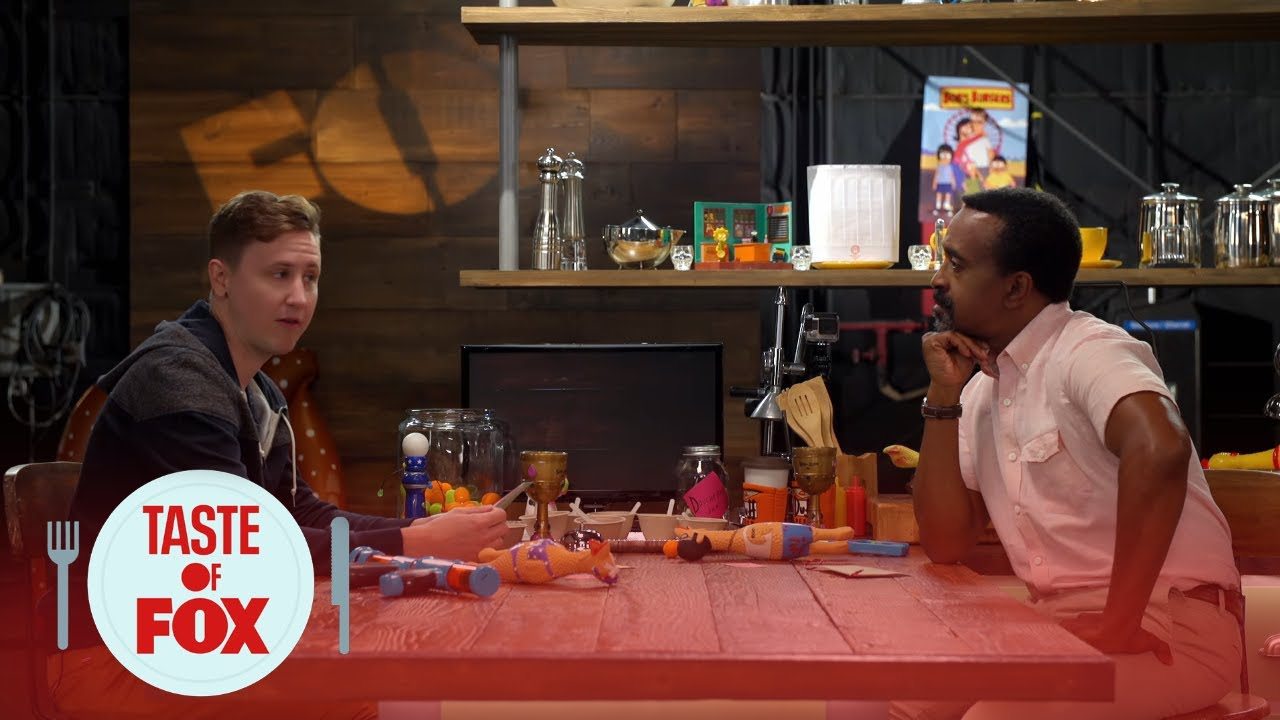 Download Johnny Pemberton Has A Really Important Question To Ask Tim Meadows | TASTE OF FOX