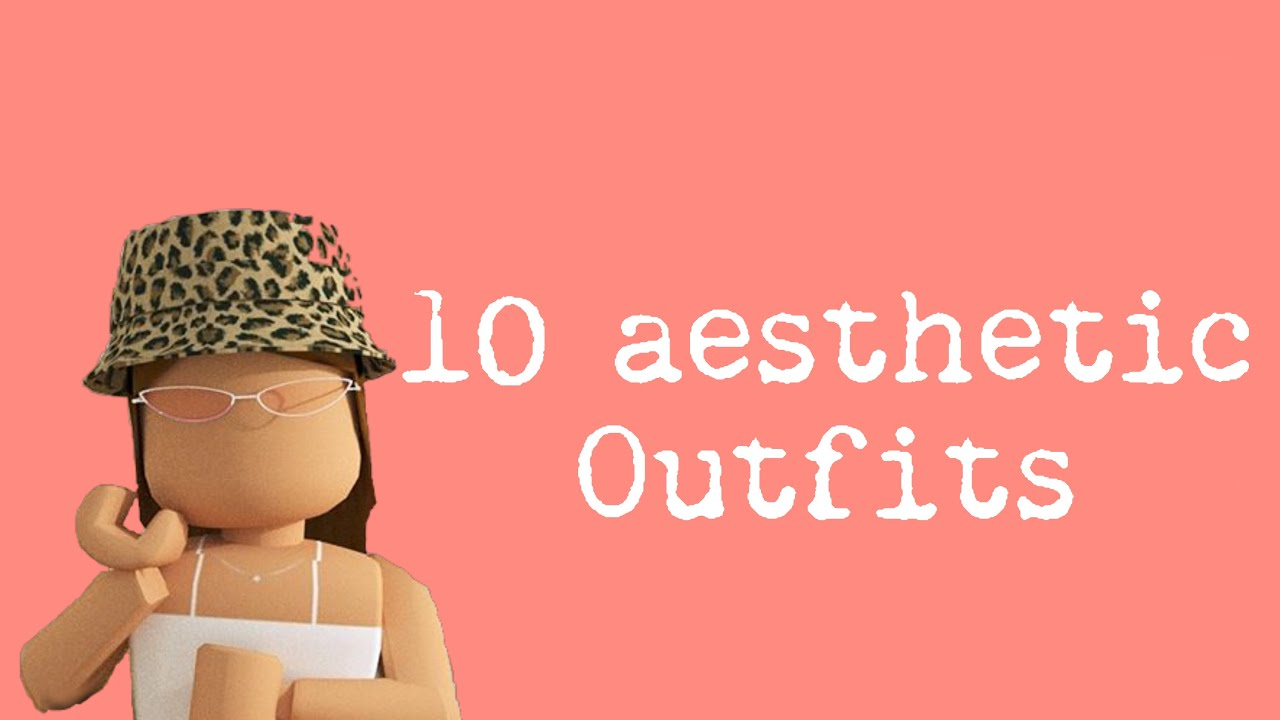 10 Aesthetic Outfits Codes For Bloxburg Youtube
