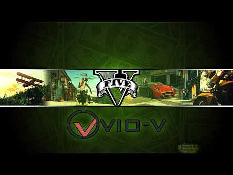 GTA 5 ROLEPLAY MOD MULTIPLAYER -[Vio - V]- | Real-Life Server [VIP STATUS VERFÜGBAR!]
