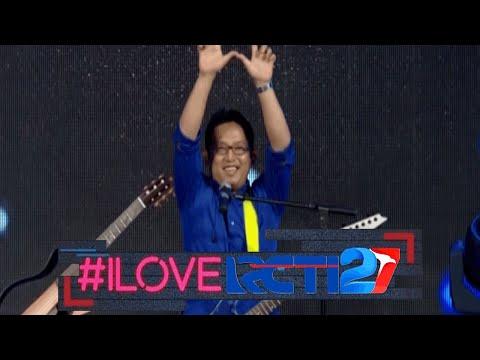 WALI - Baik Baik Sayang, Apoy dengan gitarnya [I LOVE RCTI 27] [15 Agustus 2016]