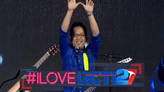 Download lagu WALI - Baik Baik Sayang, Apoy dengan gitarnya [I LOVE RCTI 27] [15 Agustus 2016]