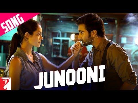 junooni-song- -qaidi-band- -aadar-jain- -anya-singh- -arijit-singh- -yashita-sharma- -amit-trivedi