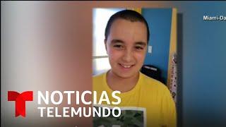 Madre Confiesa Haber Matado A Hijo Autista En Miami | Noticias Telemundo
