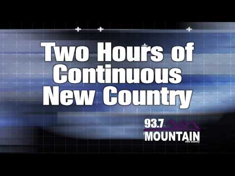 93.7 The Mountain - Your #1 Station For New Country