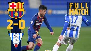 🔥 [RETRANSMISIÓN] FC Barcelona B 2 - 0 Ejea