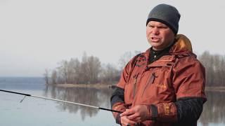 видео Ловля с отводным поводком