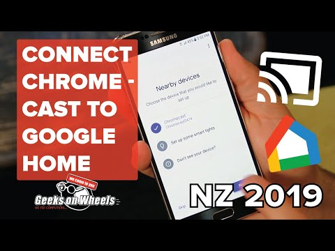 Chromecast Setup With Google Home In 2019 - (Step By Step Tutorial)