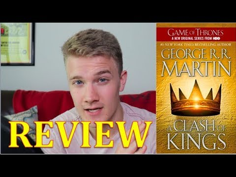 A CLASH OF KINGS - By George R. R. Martin (Review)