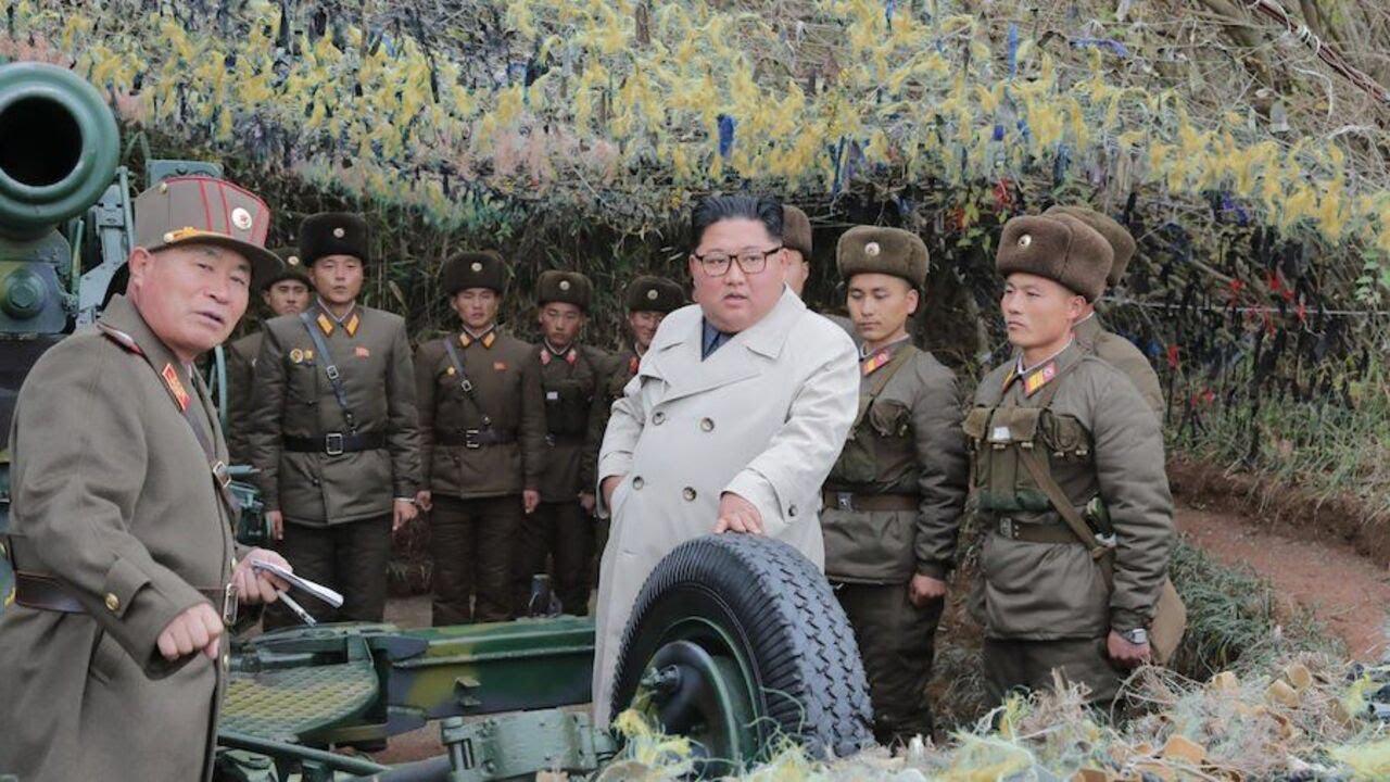 Ai đã giúp Triều Tiên trở thành cường quốc quân sự?
