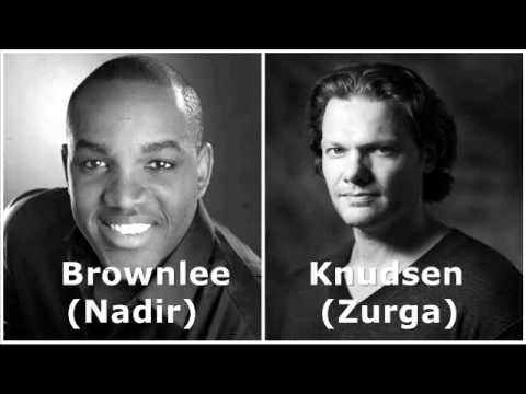 Brownlee & Knudsen - Bizet - Les pêcheurs de perles - Au fond du temple... Je crois entendre...