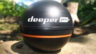 Умный беспроводной эхолот Deeper PRO +(Дневник рыболова)