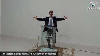 Exposição Bíblica em Salmo 2 (parte 2, v. 4-12) - Pr. Christopher Vicente
