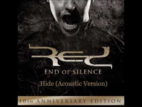 RED- Hide Acoustic Version