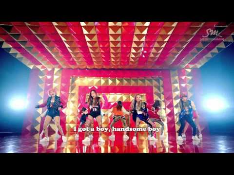 [Eng Sub] Girls' Generation (SNSD) - I Got A Boy English Translation MV