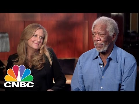 Morgan Freeman's Stock Buy: Tesla | BINGE | CNBC