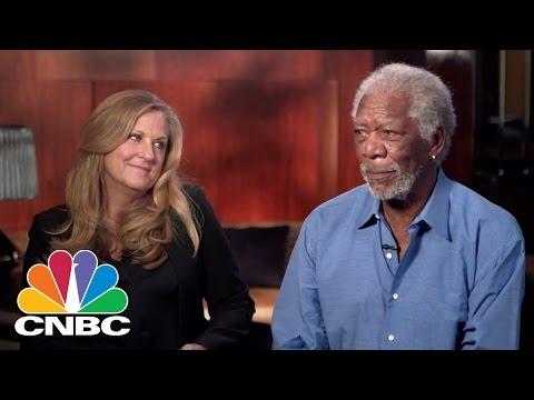 Morgan Freeman's Stock Buy: Tesla | BINGE | CNBC