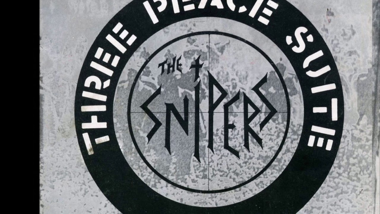 Download The Snipers - Crass Records - 1981