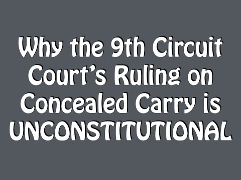 Why The 9th Circuit