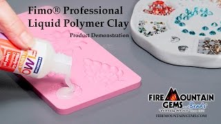 Fimo® Professional Liquid Polymer Clay