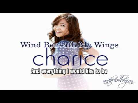 Charice Pempengco - Wind beneath my wings w/ lyrics