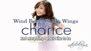Charice Pempengco - Wind beneath my wings w/ lyrics