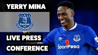 YERRY MINA: THE LOVE FROM THE FANS HAS BEEN AMAZING | PRESS CONFERENCE