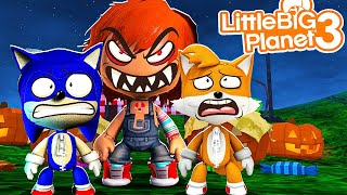 Sonic & CHUCkY *Trick or Treat* | LittleBigPlanet 3