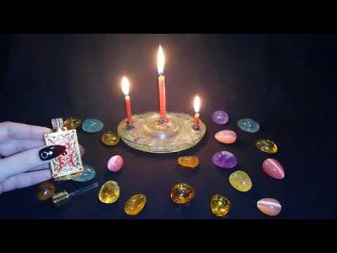 Авторский ритуал на богатство, счастье и любовь от Алены Полынь.