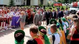 Всероссийский Пушкинский праздник состоялся в Большом Болдино