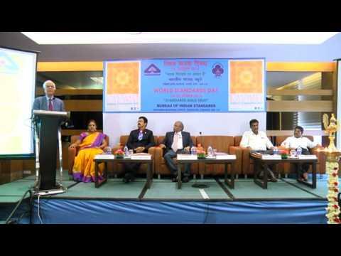 World Standards Day - 2016 at Chennai - Full Program - Part 2