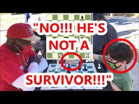 9 Year Old Prodigy vs Trash Talker From Da Hood! Golani Salami vs Big Tex