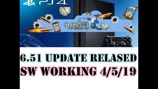 [PS4] Save Wizard Updated - 6.51 Update Released | Works With PS4 Firmware 6.51