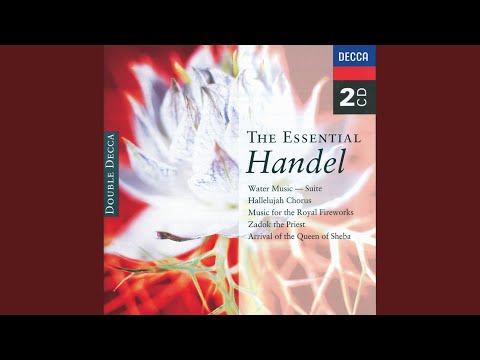 Handel: Suite No.11 in D minor, HWV 437 - Sarabande