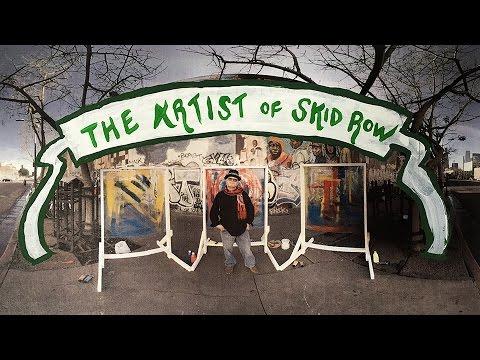 The Artist of Skid Row