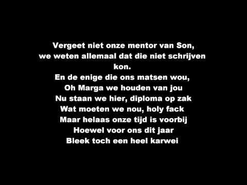 6V Dalton Den Haag 14/15 'Het was een tijd'