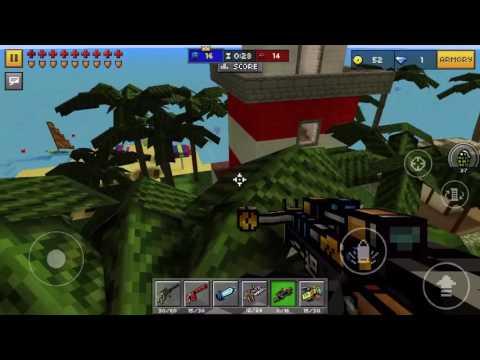 (1) Pixel Gun 3D WARFARE