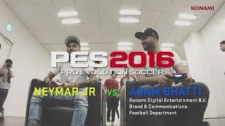 PES 2016 - Neymar Plays Launch Trailer | Official Soccer Game (2015)