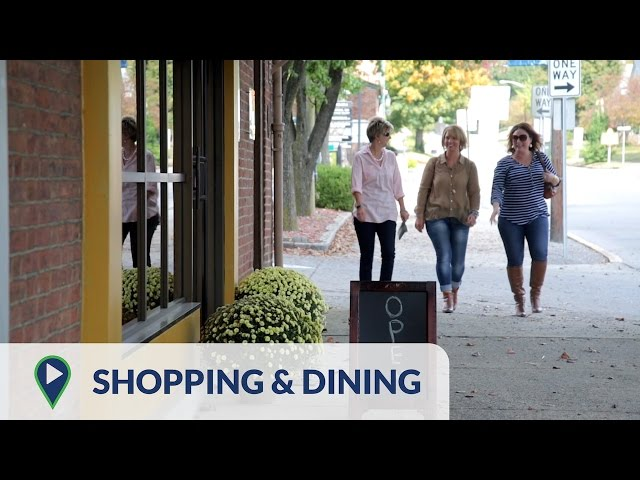 Life In Elizabethtown, Kentucky - Shopping & Dining