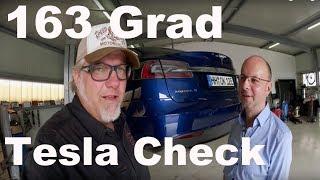 Youtuber lässt seinen Tesla Model S 85D untersuchen