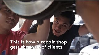 This is how a car repair shop gets the trust of clients (ADVERTISING FEATURE)