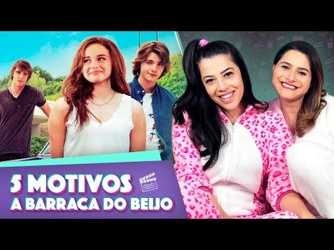 5 MOTIVOS PARA ASSISTIR A BARRACA DO BEIJO Feat Ali e Aqui  Vic View