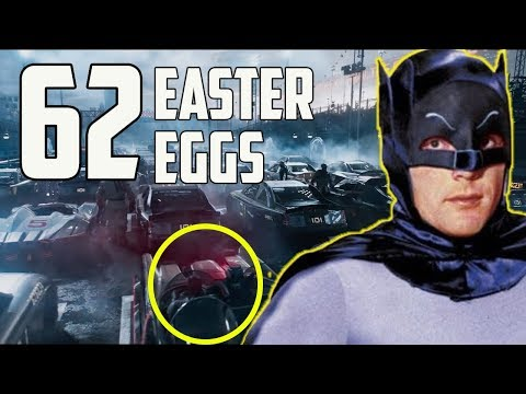 Ready Player One: 62 Easter Eggs, References, and Clues in the New Trailer