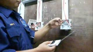Technical UPSI - Pendawaian elektrik KFA, suis  sehala dan dua hala