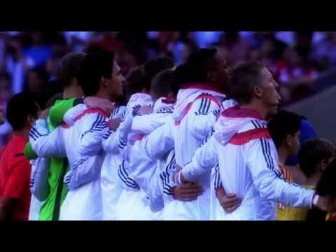 """M64 GERMANY 1-0 ARGENTINA WORLD CUP 2014 PROMO """"THE DAY OF THE FINAL"""""""