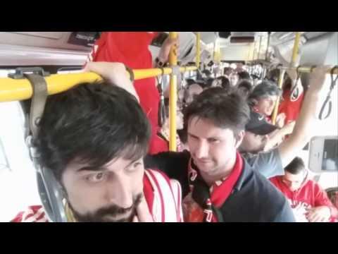 Benfica Turim Road Trip - Luís Filipe Borges - 5 para a meia-noite