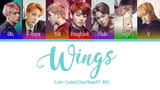 BTS (방탄소년단) - OUTRO : Wings (Color Coded Han/Rom/PT-BR)