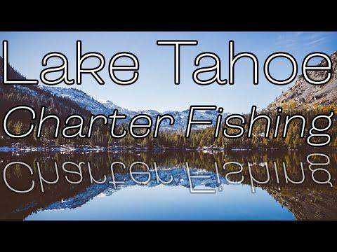 Fishing Lake Tahoe With A Charter Boat (Tahoe Sport Fishing)